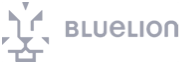 Logo of the Bluelion Incubator - a nexoya membership